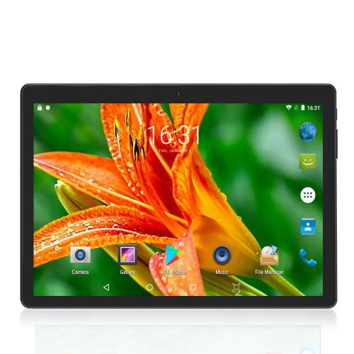 BDF 10 Inch Android 6.0 Mobile Phone Call SIM Card Tablets Pc 4GB RAM+32GB ROM Quad Core 5Mp Camera Dual SIM Card Tabletts Pad