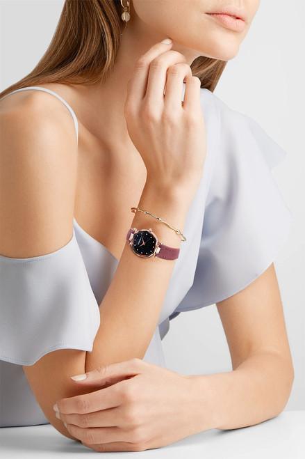 New Watch Women Watches Fashion Leather Wristwatch Luxury Brand Gogoey Rhinestone Designer Ladies Watch Clock relogio feminino