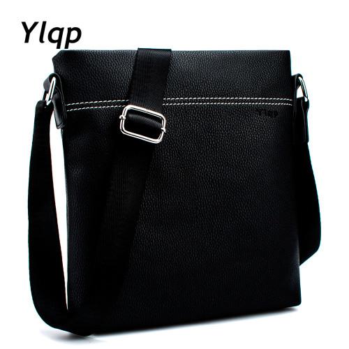2017 Famous Brand Leather Men Shoulder Bag Casual Business Satchel Mens Messenger Bag Vintage Men's Crossbody Bag bolsas male