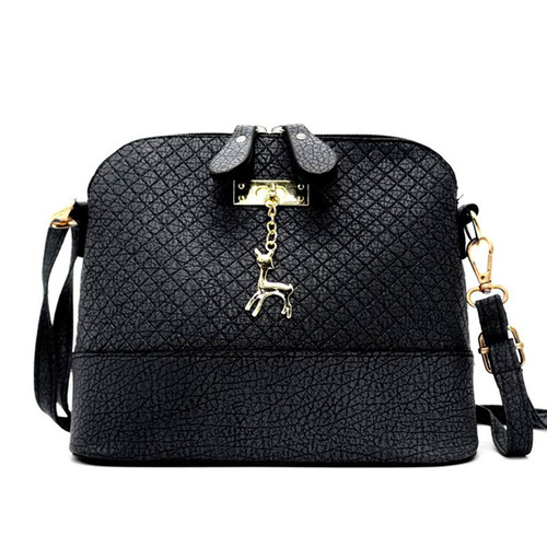 2017 New Hot Shell Women Messenger Bags High Quality Cross Body Bag PU Leather Mini Female Shoulder Bag Handbags Bolsas Feminina