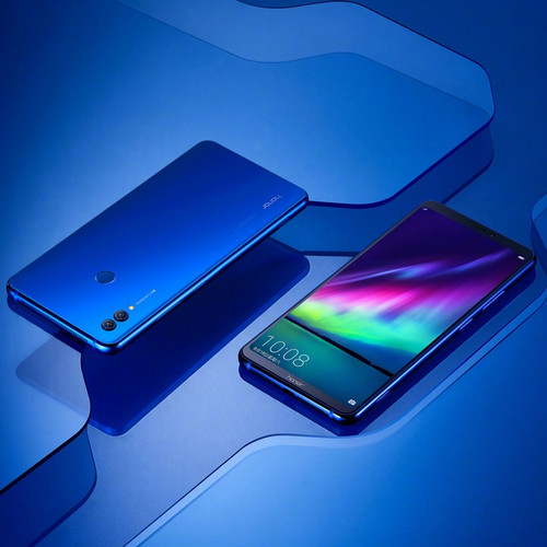 Huawei Honor Note 10 Kirin 970 Octa core Gaming Smartphone 6.95 inch 5000mAh Battery Android 8.0 24MP NFC Mobile Phone