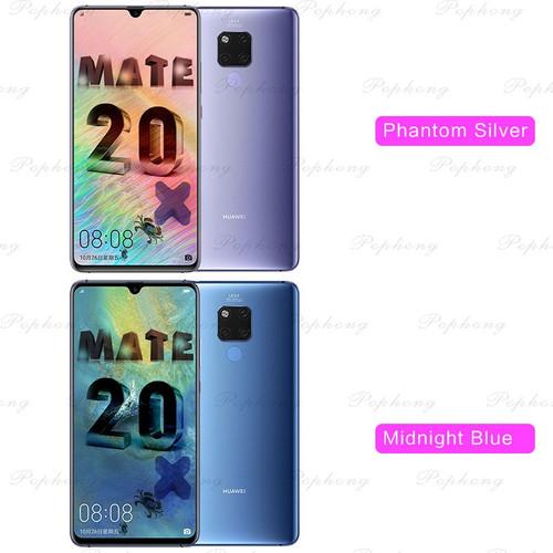 HUAWEI Mate 20 X Mate 20X Smartphone 7.2 inch Full Screen 2244x1080 Kirin 980 octa core EMUI 9.0 5000 mAh 4*Camera Quick Charger