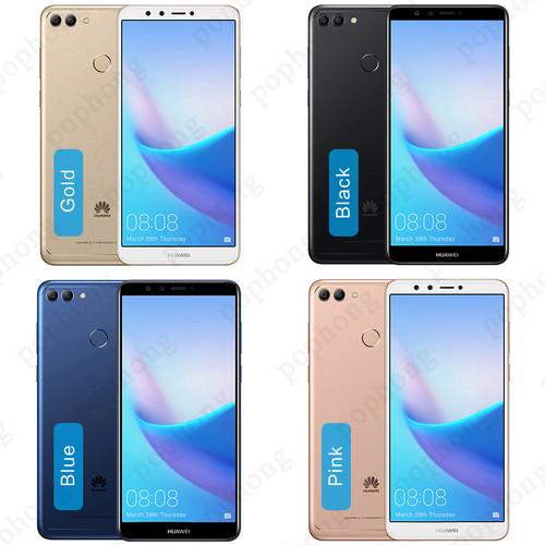 Original HUAWEI Y9 2018 Octa Core Kirin659 5.93'' FHD 2160*1080 Dual SIM Android 8.0 Mobile Phone 4000mAh FingerPrint 4Cameras