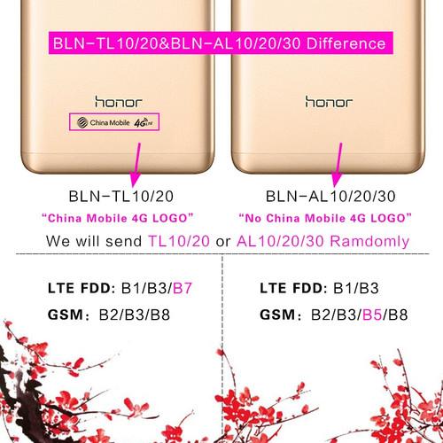 Original Huawe Honor 6X 3G RAM 32G ROM Dual Rear Camera LTE Mobile Phone Octa Core 5.5 Inch 1920x1080P Fingerprint ID