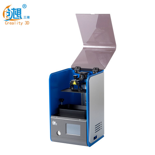 CREALITY 3D LCD 3D Printer LD001 LCD UV 3D Printer Full Assembled Innovation with 3.5''Smart Touch Color Screen