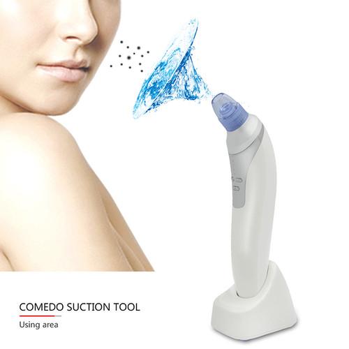 Newest Diamond Dermabrasion Facial Pore Blackhead Vacuum Suction Machine Blackhead Remover Pore Cleansing Skin Peeling Skin Care
