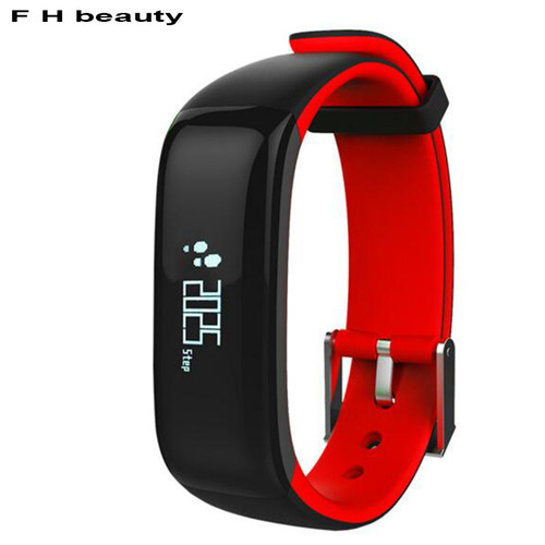 F H beauty blood Pressure Pulse Monitors Portable health care Blood Pressure Monitor Heart Rate Monitor sphygmomanometer