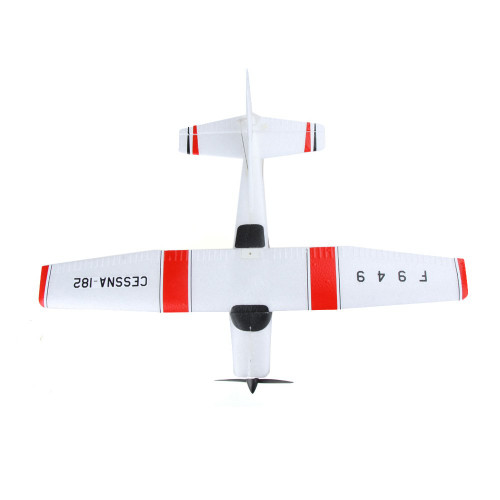Original Wltoys F949 RC Airplane Cessna-182 2.4G 3Ch Fixed Wing Drone Plane Control Toys Airplane Aircraft Quadcopter