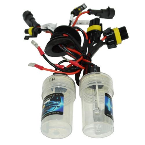 Safego AC 12V 35w car hid xenon headlight bulbs repacement H1 H3 H4 h7 H8 H9 H11 9005 9006 HB3 HB4 9004 7 6000k auto lights lamp