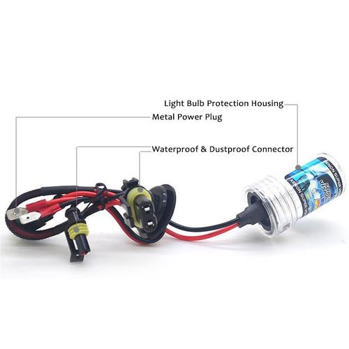 AC 35W 55W H7 H11/H9/H8 HID Xenon Bulb H1 H3 9005/HB3 9006/HB4 12V for Car Headlight Fog Lamp 3000K 4300K 6000K 8000K