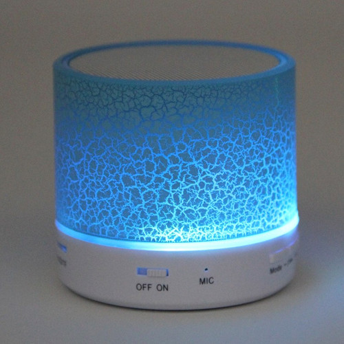 Portable Mini LED Bluetooth Speakers Wireless Hands Free Speaker Support TF USB  @ XR649