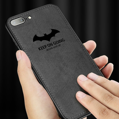 Luxury Batman Christmas Deer Cloth Phone Cases For iphone 7 8 6 6s Plus Ultra Thin Soft Silicone Cover For iphone X 10 Xs Max Xr