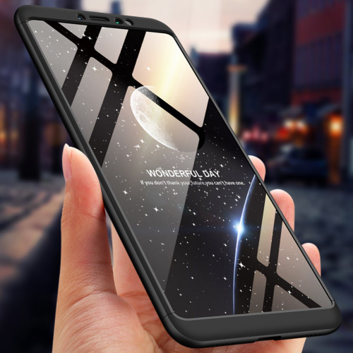 For Xiaomi Mi Max 3 Case Mi Max 3 Cover 360 Degree Full Body Cover Case For Xiaomi Mi Max 3 Case With Tempered Glass