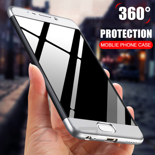 ZNP 360 Full Protection Anti-knock Case For Meizu Meilan M3 M5 M6 Note Slim Hard Cover Case For Meizu M6 Note M5 Note Phone Case