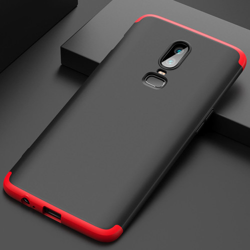 360 Full Protection Case For Oneplus 6T Case Shockproof 3 in 1 Slim Hard PC Back Cover Cases For One Plus 6T 6 T Oneplus6t Funda