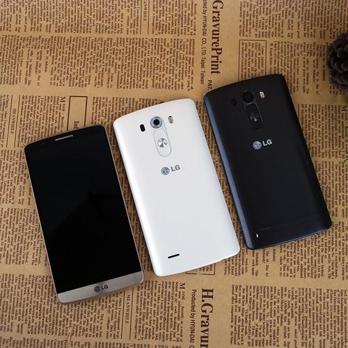 Original Unlocked LG G3 D855 D850 D851 VS985 GSM 3G&4G Smartphones Android Quad-core 5.5 inch 13MP Camera WIFI GPS Mobile Phones