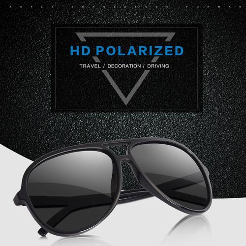 AOFLY BRAND DESIGN Ultralight TR90 Pilot Sunglasses Men Polarized Driving Sun glasses Male Outdoor sports Goggles UV400 AF8080