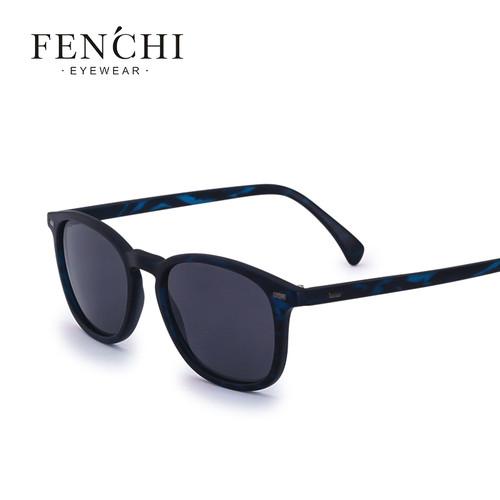 FENCHI Fashion New Square Polarized Sunglasses Men Women Vintage Retro Brand Designer Sun glasses UV400