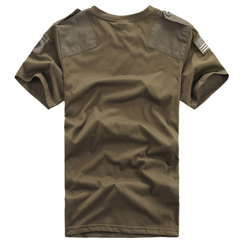 Imported Mens T-shirts Casual Confederate US Army 101st Airborne Division 100% Cotton T Shirt Military Tactical Comfort Male Tshirt Tees