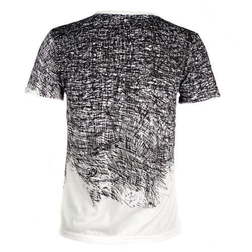 2018 New Man's Tshirt Summer Clothing Tee Shirt Camisetas Mens Cotton Short Sleeve camisa masculina Male T shirts Free Drop Ship