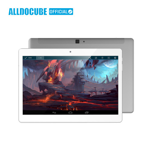 ALLDOCUBE M5 10.1 Inch 4G Phone Call Tablet PC 2560*1600 IPS Android 8.0 MTK X20 Deca core 4GB RAM 64GB ROM 5MP GPS Dual WIFI