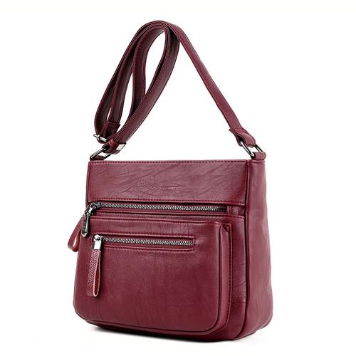 Luxury Bag Women Messenger Bags Female PU Leather Handbags Small Crossbody Bag For Women's Shoulder Bags Famous Brand Designers
