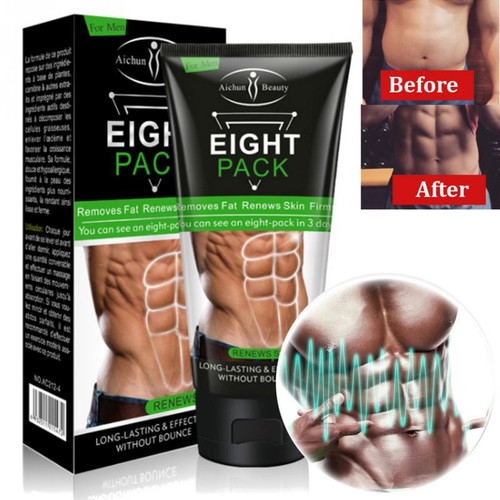 Slimming Cream For Men Body Anti-Cellulite Weight Loss Cream Fat Burning Muscle Belly Tighten Muscles Slimming Supplement Cream