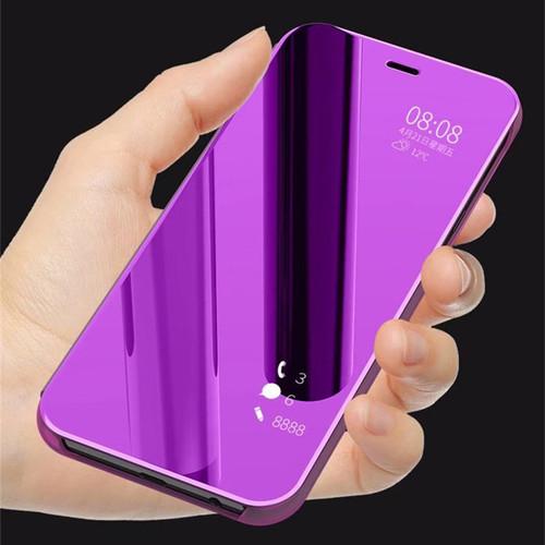 Mirror Flip Case For Samsung Galaxy S10 S9 S8 Lite J2 J3 J4 J5 J6 J7 Duo Pro Plus Prime 2017 2018 Core Smart Clear View Cover