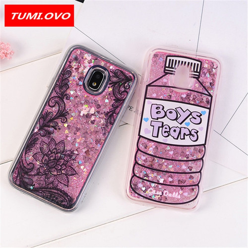 Dynamic Liquid Bling Star Quicksand Soft Case for Samsung Galaxy J1 J3 J5 J7 A3 A5 2016 2017 A6 A8 2018 S6 S7 Edge S8 S9 Plus