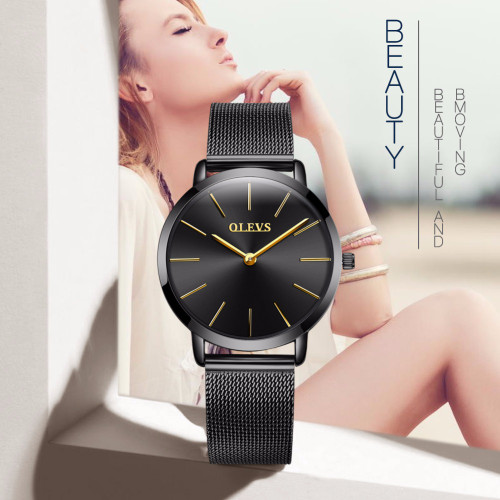 Women Watches Luxury OLEVS Brand Fashion Quartz Ladies Watch Clock Rose Gold Dress Casual girl relogio feminino Wristwatch saat