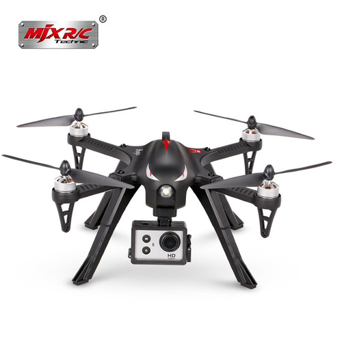 MJX Bugs 3 B3 RC Quadcopter Brushless Motor 2.4G 6-Axis Gyro Drone With 4K Camera Professional Helicopter Drone Profissional
