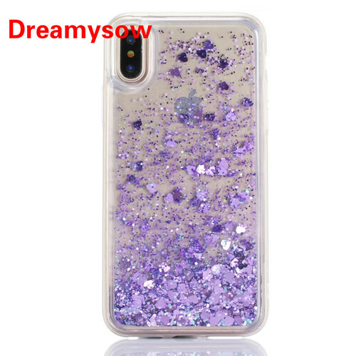 Bling Quicksand Soft TPU Case For Samsung Galaxy A750 A6 A8 2018 J4 J6 J8 2018 S9 Note9 J3 J5 J7 A3 A5 2017 Shining Sand Cover