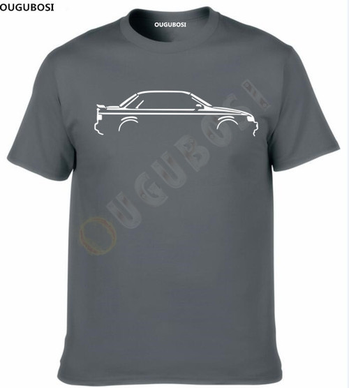 FORD SIERRA SAPHIRE COSWORTH INSPIRED CLASSIC CAR T-SHIRT
