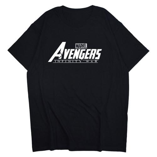 2018 New Fashion Brand MARVEL T shirts Men AVENGERS INFINITY WAR T-Shirt Mens Cotton Short Sleeves Casual Male Tshirt Marvel tee
