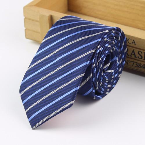 Formal Narrow Size Necktie Groom Gentleman Ties Men Wedding Party Polyester Gravata Slim Arrow 6cm Tie