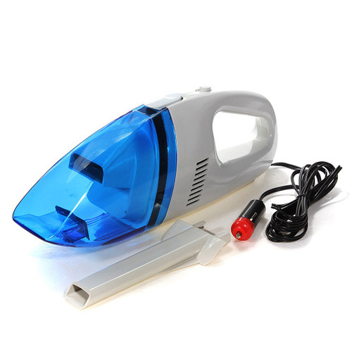 Mini 60W 12V Car Auto Wet Dry Handheld Vacuum Cleaner Portable Lightweight High Power Rechargeable Vacuum Cleaner