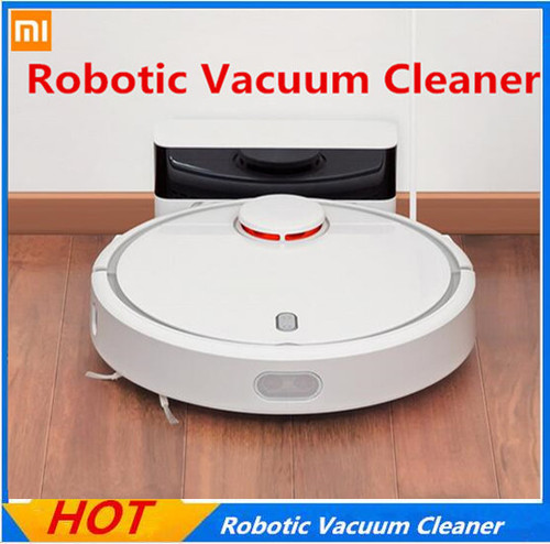 3 years warranty! NEW BEST Original XIAOMI Robotic Vacuum Cleaner Planned Type White xiaomi