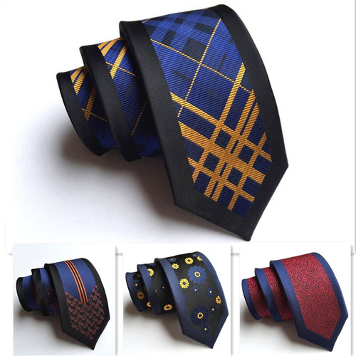 100% silk Vertical Striped high quality 2016 fashion neck tie for men designers cravate 6 cm corbata seda hombre skinny cravates