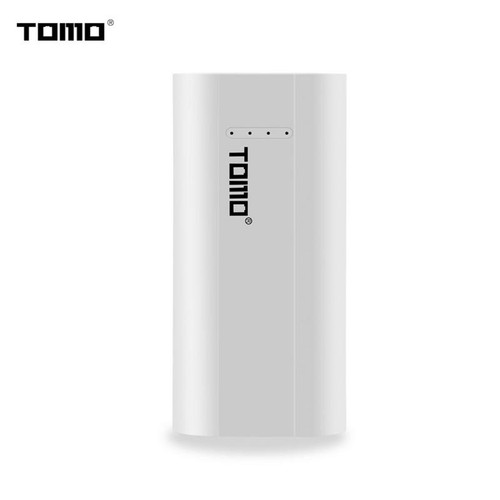 TOMO P2 DIY Smart Power Bank Case Box 18650 Battery USB Charger Dual USB Interface