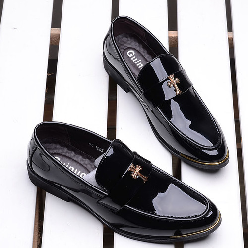 men shoes pointed toe dress shoes men loafers patent leather oxford shoes for men formal mariage wedding shoes zapatos hombre