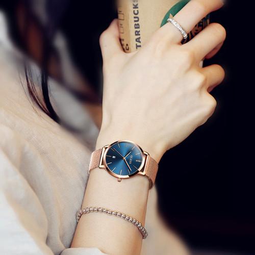 OLEVS Steel Rose gold watch women watches top brand luxury JAPAN Movement Quartz Ultra thin ladies watch Calendar montre femme
