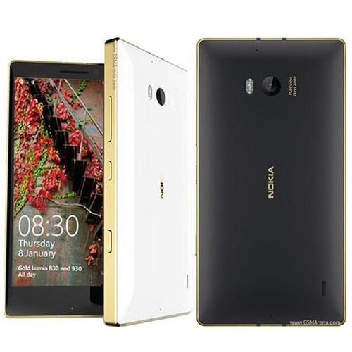 Original Nokia Lumia 930 Unlocked 5.0 Inch 2GB RAM 32GB ROM 20.0MP Camera Quad Core LTE NFC Windows Mobile OS Mobile Phone