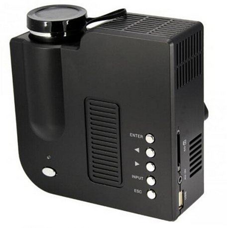 UNIC Multidimension UC28+ household mini LED projector