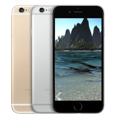 "Original Unlocked Apple iPhone 6 Plus mobile phone 5.5"" Dual Core 16G/64GB/128GB Rom IOS iphone 6plus 8MP Camera 4K video LTE"