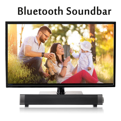 XGODY LP-08 TV Soundbar Wireless Speakers Bluetooth Sound Amplifier System Music Center Subwoofer Speaker for Computer Phone