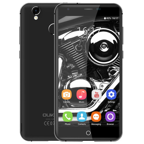 Oukitel K7000 MTK6737 Quad Core Android 6.0 Mobile Phone Cellphone 2G RAM 16G ROM 4G Unlock Smartphone Original 5 Inch
