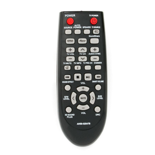 New AH59-02547B Replacement Remote Control compatible with Samsung Sound Bar Home Theater System HW-F450 PS-WF450   PSWF450 AH68