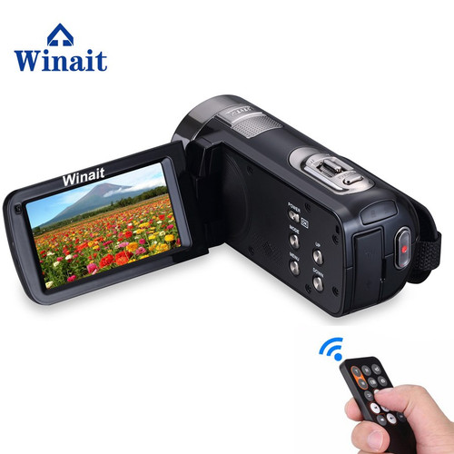 "24MP 3.0"" 1080P HD Professional Video Camera  HDMI/PC Output Night Vision Wireless Video Camera Digital"