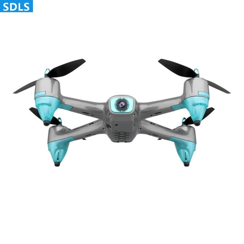 720P 5G Wide Angle WIFI FPV Camera 2.4G RC GPS Drone Quadcopters GPS Auto Return WayPoint Flying Low Power Rerurn Trajectory Fly