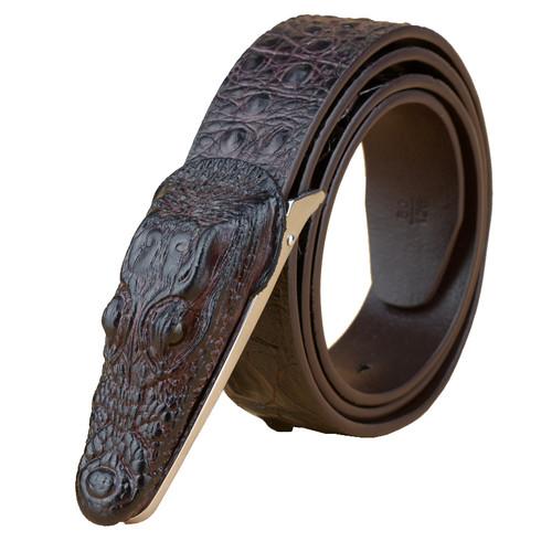 NEW Brand Belt Classical Design Leather Belt High Quality Belt Men Luxury New Automatic Jaguar Buckle Waistband Men Belt